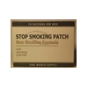 Stop Smocking Patch